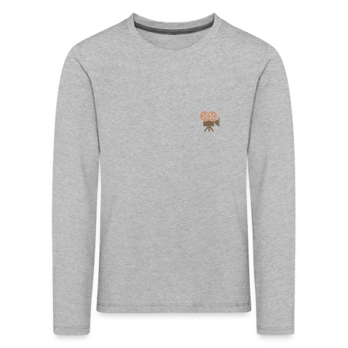 Mad Media Logo - Kids' Premium Longsleeve Shirt