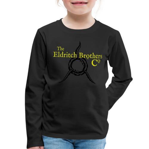 Elusive Portal - Lasten premium pitkähihainen t-paita