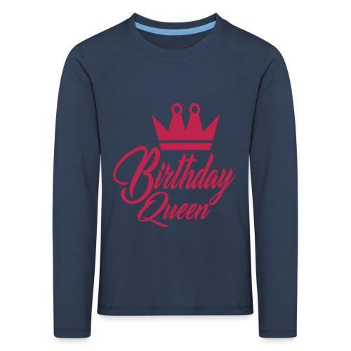 birhtday logo - T-shirt manches longues Premium Enfant