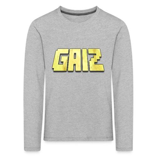 POw3r-gaiz bimbo - Maglietta Premium a manica lunga per bambini