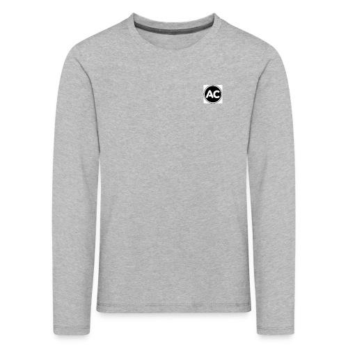 AC logo - Kids' Premium Longsleeve Shirt