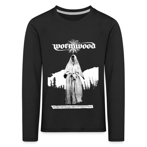 Women's Witch Print - Kids' Premium Longsleeve Shirt