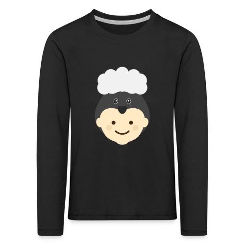Nancy the Sheep | Ibbleobble - Kids' Premium Longsleeve Shirt