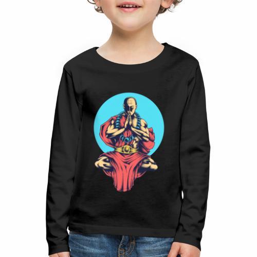 Inner Peace Inner Peace Gift Idea - Kids' Premium Longsleeve Shirt