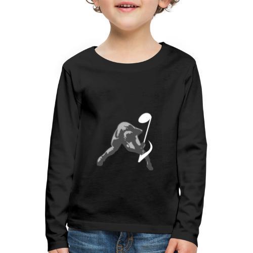 Breaking Noise tshirt ✅ - Kinder Premium Langarmshirt