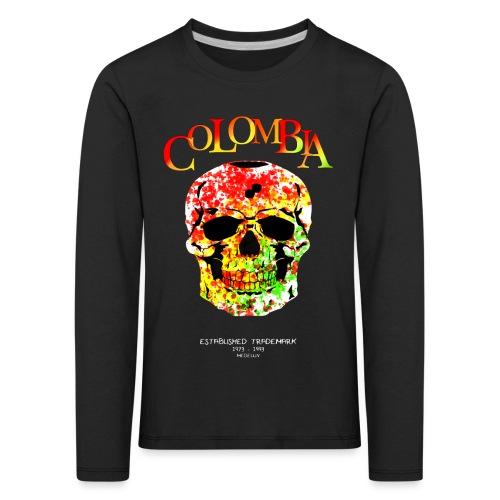 Farbentot - Kinder Premium Langarmshirt