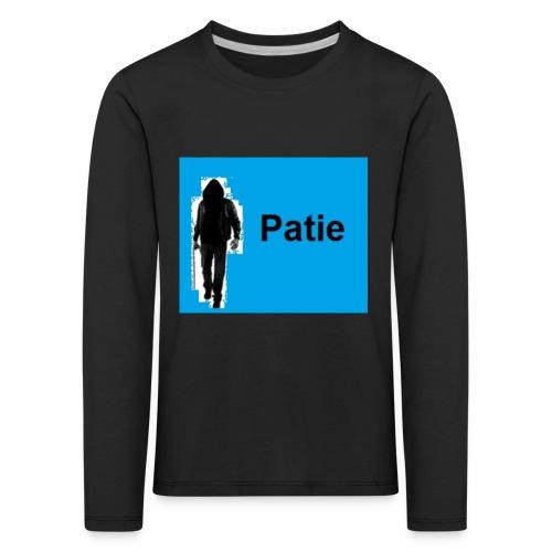 Patie - Kinder Premium Langarmshirt