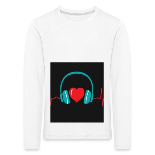 Victoria Sowinska - Kids' Premium Longsleeve Shirt