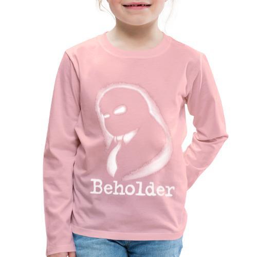 Carl Shteyn - Kids' Premium Longsleeve Shirt