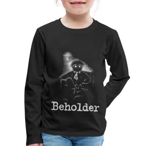Hector Medina - Kids' Premium Longsleeve Shirt