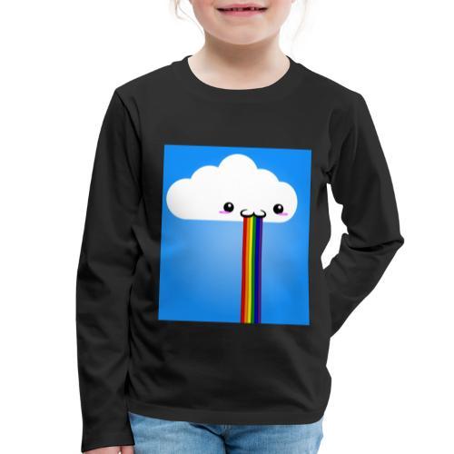 rainbow - Kinder Premium Langarmshirt