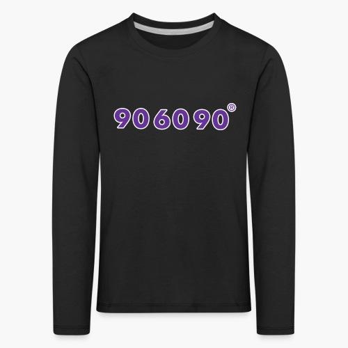906090 - Kinder Premium Langarmshirt