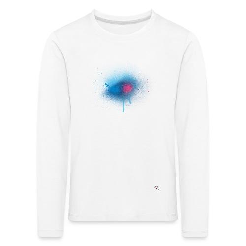 Splash - Maglietta Premium a manica lunga per bambini