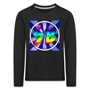 ScooterBros On Yt This Is Our Merch - Kids' Premium Longsleeve Shirt