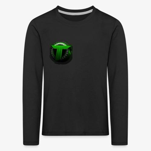 TEDS MERCHENDISE - Premium langermet T-skjorte for barn