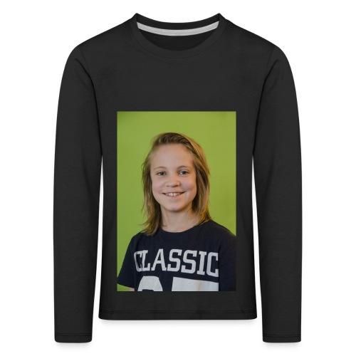 Gaming Freddy genser - Premium langermet T-skjorte for barn