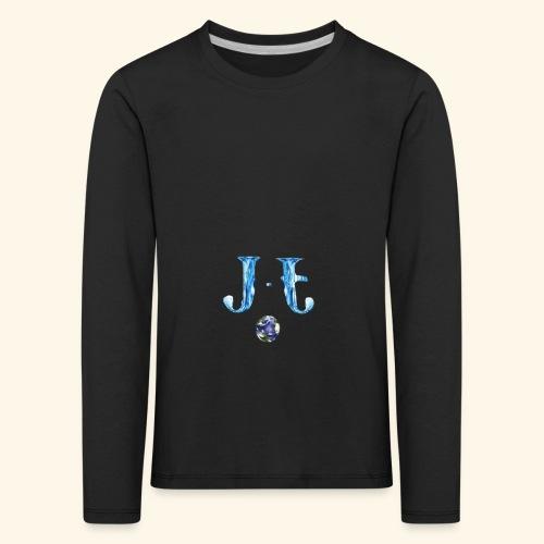 JustTomNL - Kinderen Premium shirt met lange mouwen