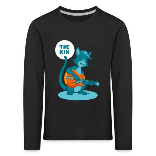 The Kik: Erik - Kids' Premium Longsleeve Shirt