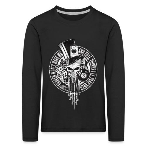 Kabes Heaven & Hell T-Shirt - Kids' Premium Longsleeve Shirt