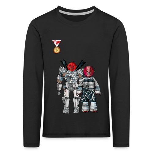 Trashcans - Kinder Premium Langarmshirt