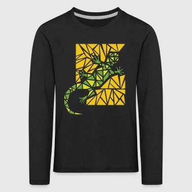 lizard - Kids' Premium Longsleeve Shirt