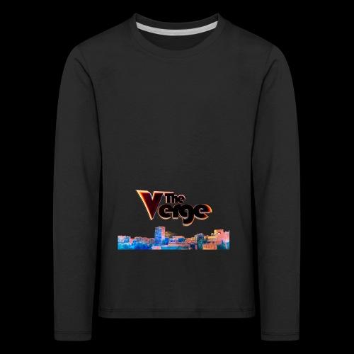 The Verge Gob. - T-shirt manches longues Premium Enfant