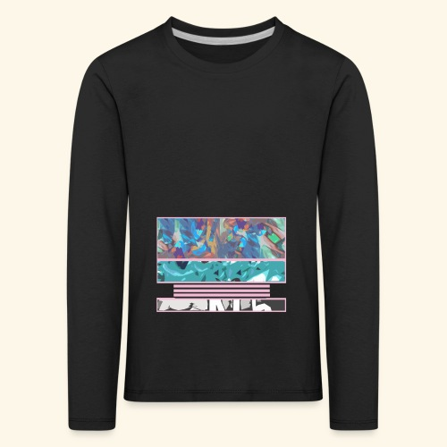 Slur-F05 - Kids' Premium Longsleeve Shirt