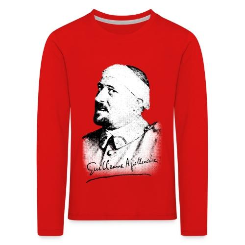 Débardeur Femme - Guillaume Apollinaire - T-shirt manches longues Premium Enfant