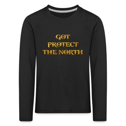 GOT TO PROTECT - T-shirt manches longues Premium Enfant