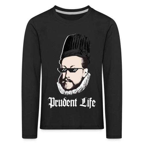 Felipe II (Prudent Life) URBANO - Camiseta de manga larga premium niño