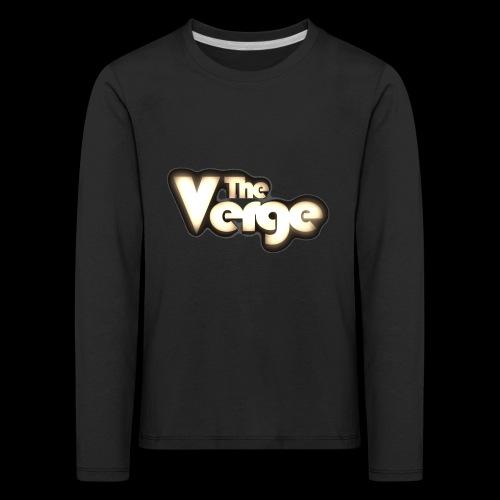 TV logo 005 - T-shirt manches longues Premium Enfant