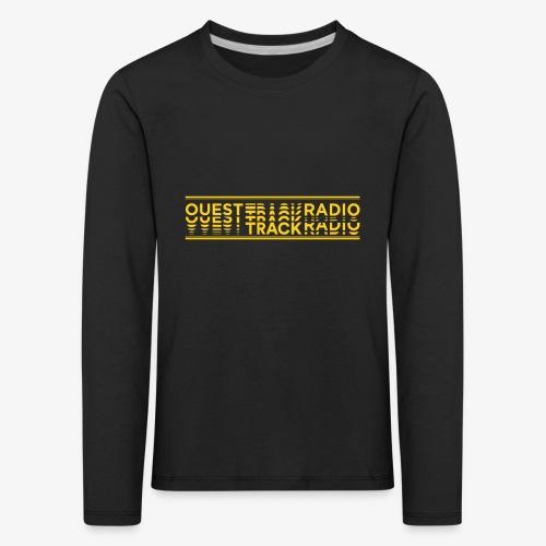 Logo Long jaune - T-shirt manches longues Premium Enfant