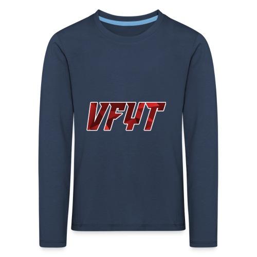 vfyt shirt - Kinderen Premium shirt met lange mouwen