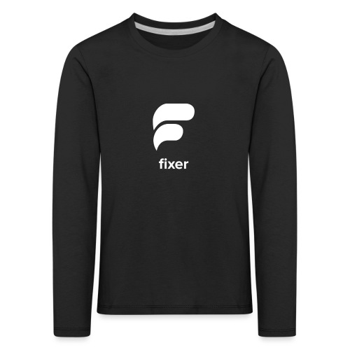 Fixer - Super Fan - Kids' Premium Longsleeve Shirt