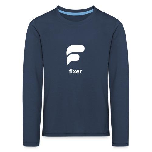 Fixer - Super Fan - Kids' Premium Longsleeve Shirt