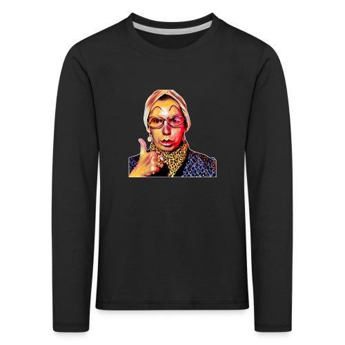 Madam2 - Kids' Premium Longsleeve Shirt