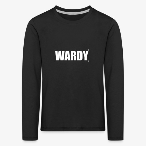 Wardy New Design - Kids' Premium Longsleeve Shirt