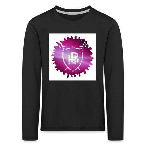 Hustler Brand - T-shirt manches longues Premium Enfant
