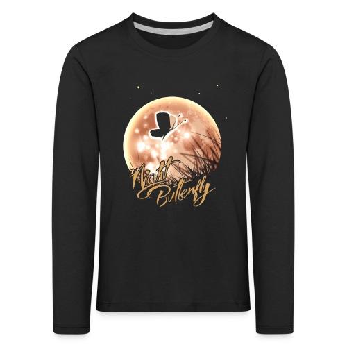 Night Butterfly - T-shirt manches longues Premium Enfant
