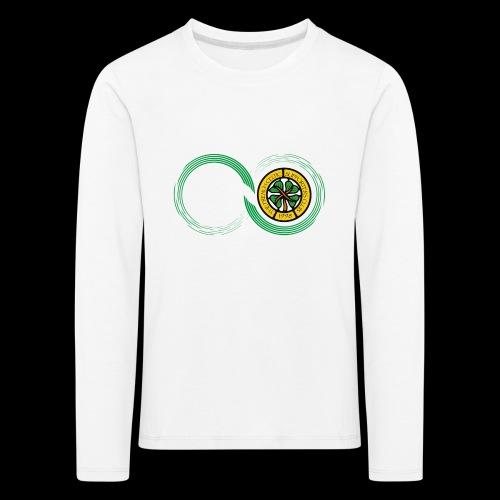 Harp and French CSC logo - T-shirt manches longues Premium Enfant