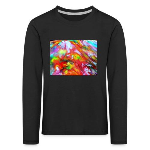 abstract 1 - Kids' Premium Longsleeve Shirt