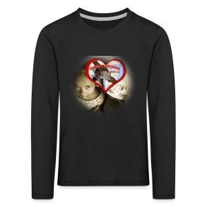 mercymission - Långärmad premium-T-shirt barn