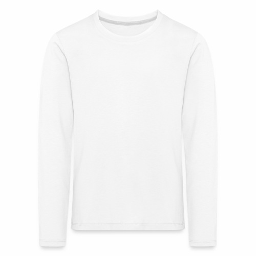 Viids logo - Koszulka dziecięca Premium z długim rękawem