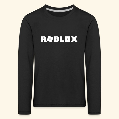 Roblox - Kids' Premium Longsleeve Shirt