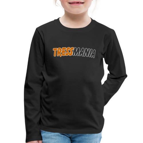 Tressmania Logo 01 - Kids' Premium Longsleeve Shirt