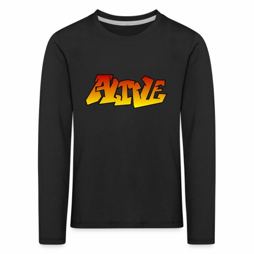 ALIVE CGI - Kids' Premium Longsleeve Shirt