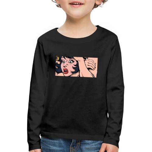 headlock - Kids' Premium Longsleeve Shirt