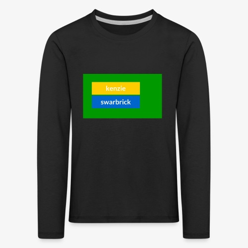 t shirt - Kids' Premium Longsleeve Shirt
