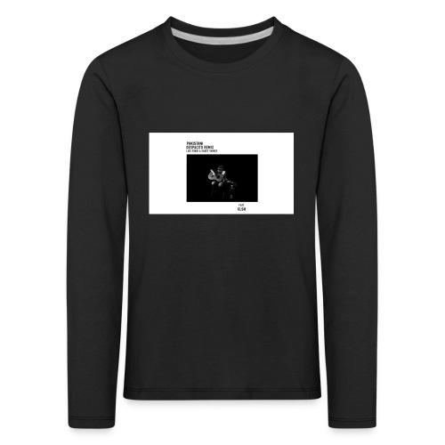 Pakspacito - Premium langermet T-skjorte for barn
