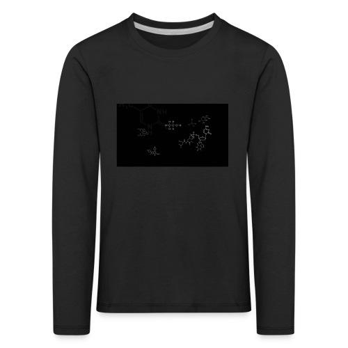 FessorVidenskabsTrøjen - Børne premium T-shirt med lange ærmer